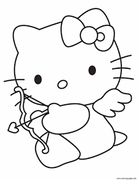 cupid coloring pages newcoloring123