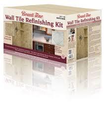 beauti tone wall tile refinishing kit