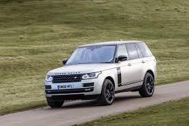 gold range rover test drive five minutes with a range rover autobiography
