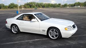 1999 mercedes benz sl500 sport convertible w17 kissimmee 2015