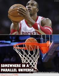 Dwight Howard Memes - dwight howard funny pics supporting role goes to another