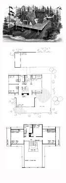 a frame floor plans 46 best a frame house plans images on a frame house
