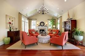 5 fast and inexpensive home makeover ideas coral chair living