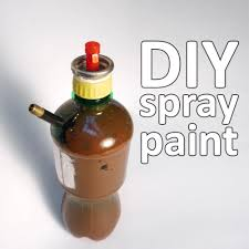 Spray Cans Paint - diy spray paint 7 steps with pictures