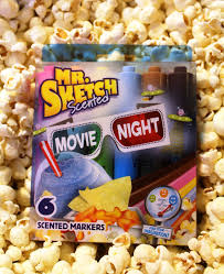 new mr sketch scented markers movie night special limited edition