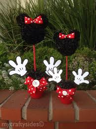 Black And Red Party Decorations Minnie Mouse Party Decorations Red Black White Minnie Mouse
