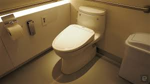 Biggest Bathroom Showroom Toto Hopes To Woo You With Its High Tech Toilet Showroom