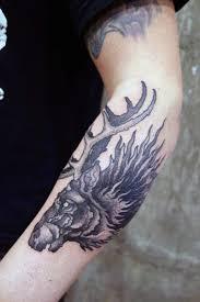 nice deer gallery part 6 tattooimages biz