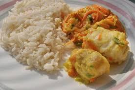 cuisiner la lotte marmiton recette de lotte au curry finest joues de lotte au curry massaman