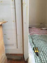 bedroom how to take apart this bed frame joint with hidden