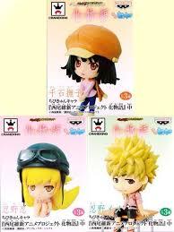 Oshino Meme - nishio ishin anime project bakemonogatari middle part shinobu