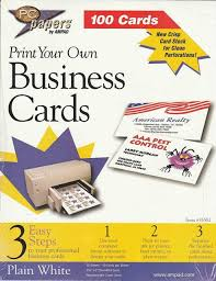 how to print your own business cards for free backstorysports com