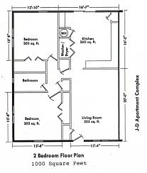 plan of two room with design photo 59876 fujizaki