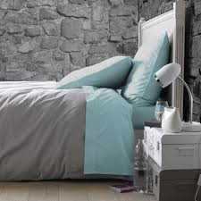 Grey And Teal Bedroom by Teal U0026 Grey Bedroom Love It Not The Cold Stone Wall Me And My