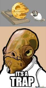 It S A Trap Meme - it s a trap by phil flash 9 meme center
