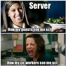 Funny Server Memes - 22 of the best waitress memes smilinggee humor pinterest