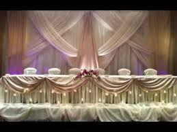 wedding backdrop decorations diy wedding party backdrop decorations