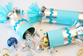 New Year Decoration Pics by New Year U0027s Eve Decorations Diy Hat Poppers Confetti Craft