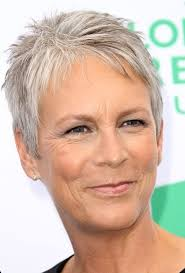 short haircuts for people 60 years fine thin hair short hairstyles and cuts jamiee lee curtis short hairstyle over 50