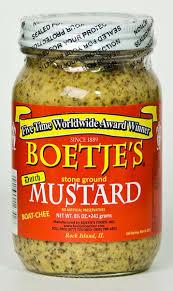 ground mustard american deli boetje s ground mustard national mustard