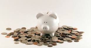 his and piggy bank don t use your 401 k as a piggy bank cbs news