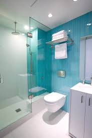 chicago shower installers remodel homewerks inc bathroom showers benefits of glass enclosed showers homesfeed chic adorable ocean blue walls white bathroom cabinet tile floor