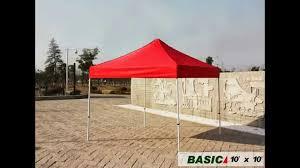 10 X 5 Canopy by Eurmax 10 X 10 Ez Pop Up Canopy Gazebo Commercial Tent 4