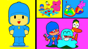 pocoyo coloring for kids baby coloring pocoyo youtube