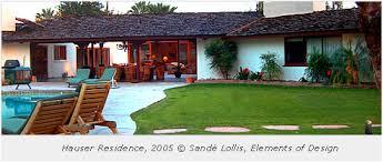 California Ranch House Modern