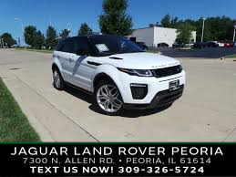 land rover evoque 2016 price certified used 2016 land rover range rover evoque in peoria il