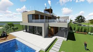 8 luxury villas for sale 4 beds 3 bathrooms in polop hola