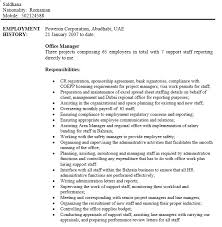 Sample Resume For Office Manager Position by 16 Free Sample Office Manager Resume U2013 Sample Resumes 2016
