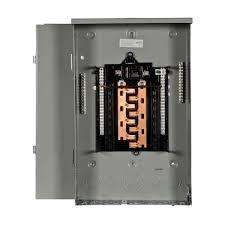 square d qo 100 amp 24 space 24 circuit indoor main breaker plug