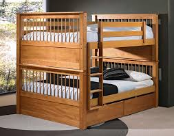 Wooden Loft Bunk Beds Amazing Solid Wood Bunk Beds Size Id Take The Foot Rails