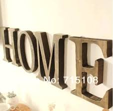 wall decor cozy wooden letter wall decor pictures wall