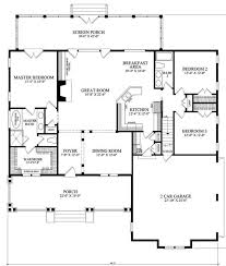 Floor Plan Of 4 Bedroom House 251 Best House Plans Images On Pinterest House Floor Plans