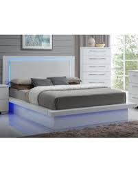 Led Bed Frame Shopping Special Saturn Eastern King Led Light Bed In