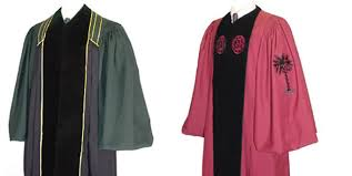 academic robes special regalia and faculty gowns by oak