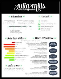 Sample Web Designer Resume by I Like How The Lettering Has Been Incorporated As A Striking