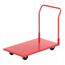 Home Depot Folding Hand Truck by Pro Series 300 Lbs Capacity Steel Folding 4 Wheeled Platform