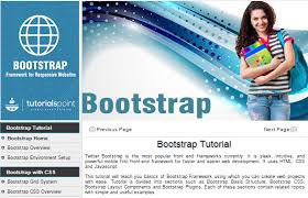 bootstrap tutorial tutorialspoint learn twitter bootstrap best tutorial point for beginners