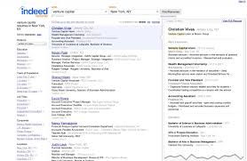 indeed resume search indeed resume employer resume search free application resume