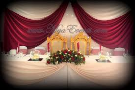 Table Cover Rentals Wedding Head Table Decor Hire Backdrop 199 Cutlery Rental 29p