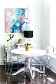 articles with lucite dining table and chairs tag ergonomic lucite