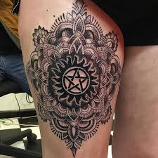 supernatural tattoos supernatural tattoo ideas anti possession