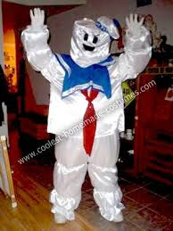 Halloween Costumes Ghostbusters 25 Marshmallow Man Costume Ideas Ghostbusters