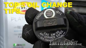 lexus is zahnriemenwechsel top 5 oil change tips ericthecarguy car parts pinterest oil
