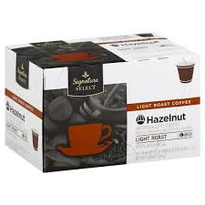 light roast k cups signature kitchens hazelnut light roast k cups from tom thumb
