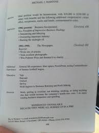 Best Resumes Ever Best Resume Ever Photo Huffpost
