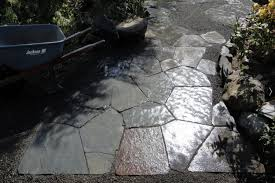 front walkway ideas ground cover between pavers 8 flagstone and slate walkway ideas